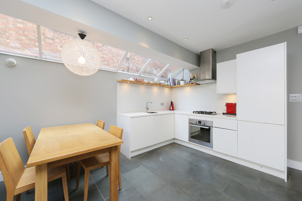 Contemporary Kitchen Design Blackpool